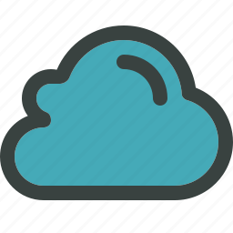 cloud, clouds, cloudy, forecast, lightning, overcast, rain, season, temperature, weather, winter icon