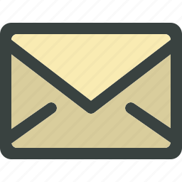 chat, communication, email, envelope, letter, mail, message, post, send, talk icon