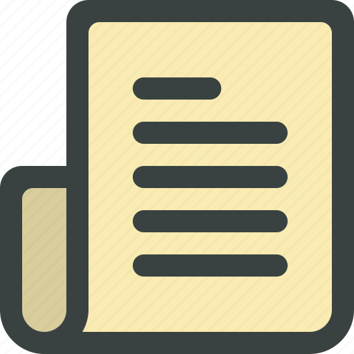 article, blog, blog post, content, document, file, format, news, newsaper, page, paper, reading, script, sheet, text, write, writer, writing icon