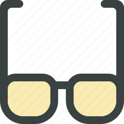 eye, eye glasses, find, glasses, in, magnify, search, seek, spectacles, spy, view, zoom icon