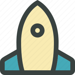 exploration, missile, mission, nasa, rocket, science, space, speed icon