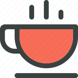 beverage, coffee, cup, drink, hot, hot beverage, hot drink, tea icon