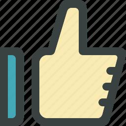 agree, approve, invalid, no, pesimism, pesimist, success, thumb, thumb up, up icon