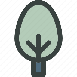 decidious, eco, ecology, environment, forest, green, green energy, nature, plant, tree icon