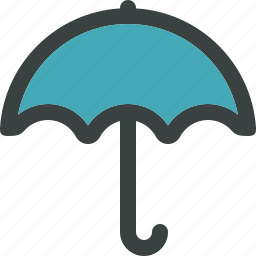 cover, forecast, protect, protection, rain, umbrella, weather icon