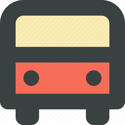 bus, delivery, drive, driving, journey, public transport, school bus, shipping, traffic, transport, transportation, travel, truck, vehicle icon