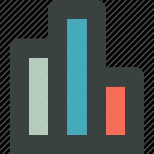 analytics, bar chart, bear market, bull market, business, chart, diagram, finance, financial, graph, pipe, pipe chart, report, statistics, stats, stock exchange, stock market icon