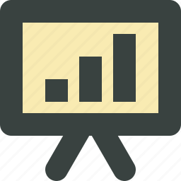 analytics, audience, business, chart, diagram, finance, financial, graph, lecture, marketing, meeting, office, presentation, report, statistics, stats icon