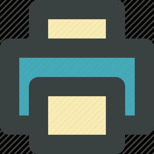 cmyk, computer, creative, hardware, paper, papers, print, printer, printing icon