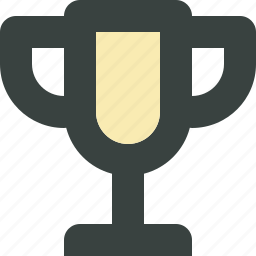 achievement, award, badge, best, champion, championship, cup, favorite, gold, medal, prize, tournament, trophy, win, winner, winter icon