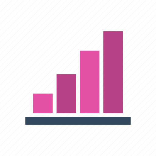 bargraph, business, data, results, statistics, stats icon