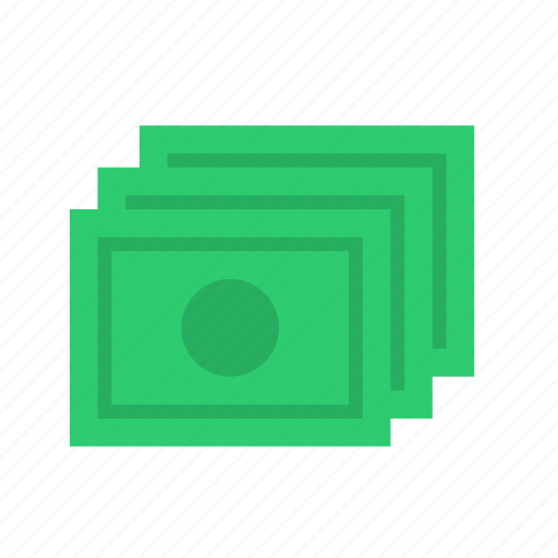 banking, billing, bills, currency, dollar, finance, money, payment icon