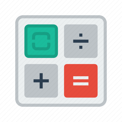 billing, calculator, payment, shipping, shop icon