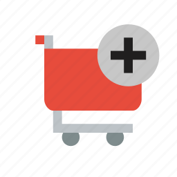 cart, shop icon