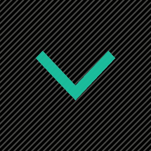 Arrow, chevron, down icon - Download on Iconfinder