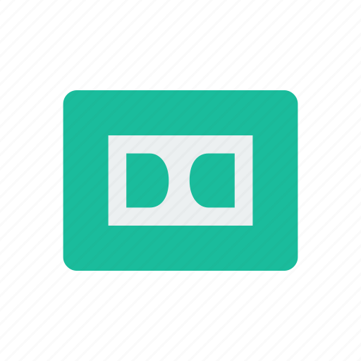 dolby, quality, surround sound icon