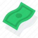 billing, currency, dollar, finance, money, payment icon