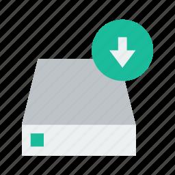 backup, drive, guardar, save icon