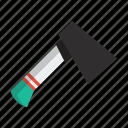 axe, hatchet, tool, weapon icon