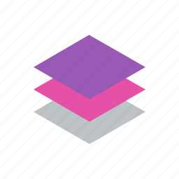 layer, layers icon