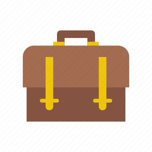 bag, business, case, school, work icon