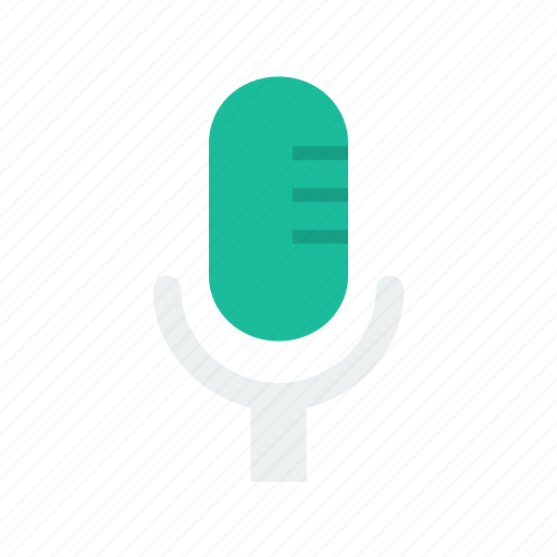 mic, record, sound, speech, voice icon