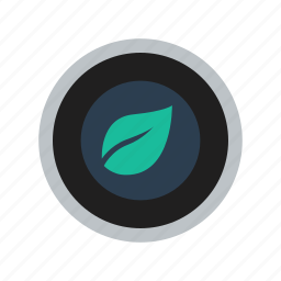 nest, thermostat icon