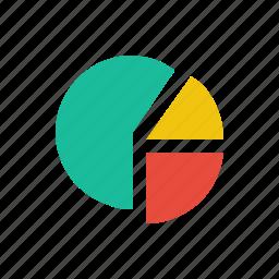 data, percent, piechart, statistics, stats icon