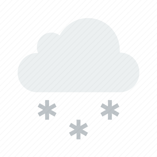 cold, nature, snow, weather, winter icon