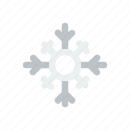 cold, flake, nature, snow, snowflake, weather, winter icon