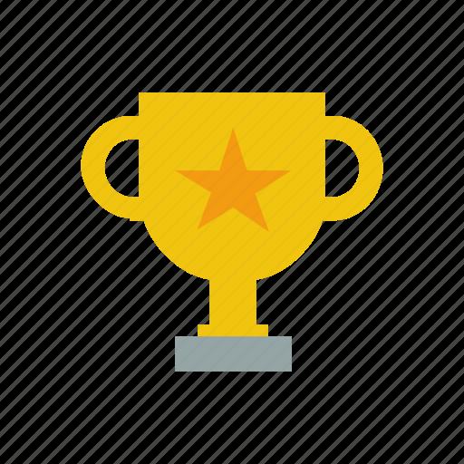 award, sports, trophy, winner icon
