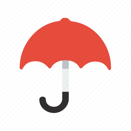 accessory, coverage, protection, tool, umbrella, weather icon