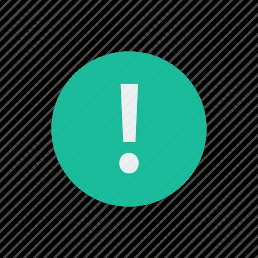urgent, warning icon