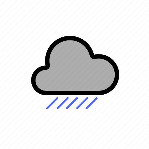 clouds, cloudy, dark, dark cloud, forecast, grey, grey cloud, light, rain, weather icon