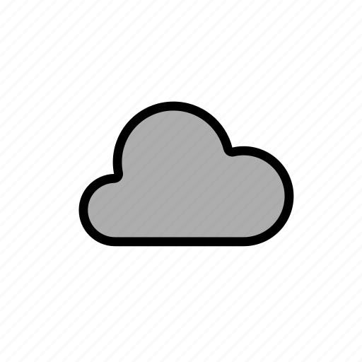 cloud, clouds, cloudy, dark, dark cloud, forecast, weather icon
