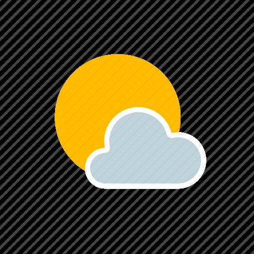 intervals, sunny icon