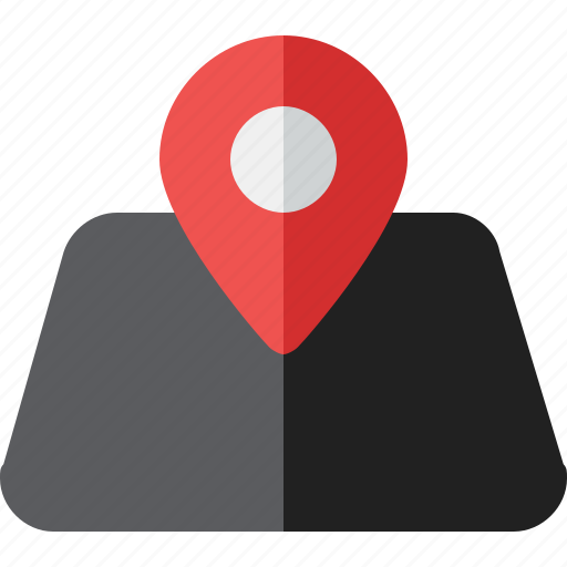 Location, map, navigation, pin icon - Download on Iconfinder