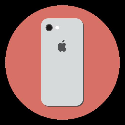 apple, device, ios, iphone, iphone 7, mobile, smartphone icon