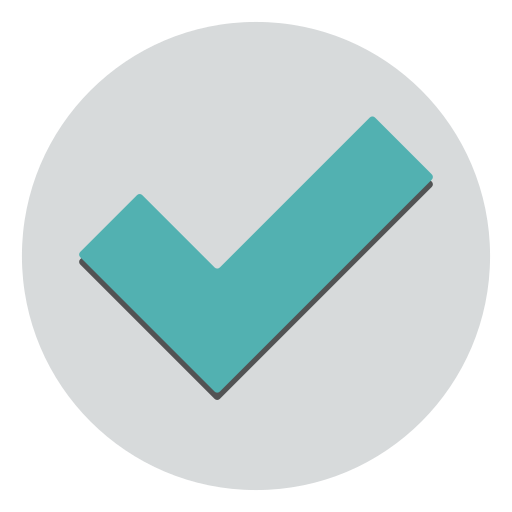 accept, approve, check, green, ok, yes icon