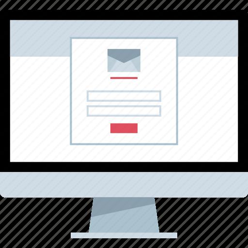 form, internet, online, web icon