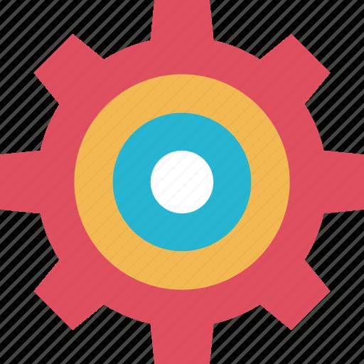 gear, internet, online, options, web icon