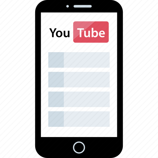 playlist, seo, web, youtube icon