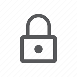 key, lock, protection, safety, secure, security icon