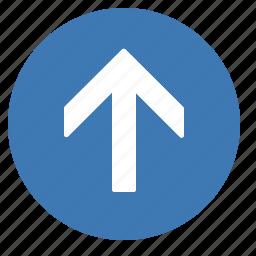 arrow, arrows, direction, gps, location, navigation, up icon