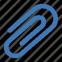 attach, document, file, trombone, folder, information, files