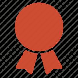 achievement, award, certificate, diploma, license, prize, winner icon