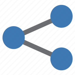 connection, info, information, knowledge, network, share icon