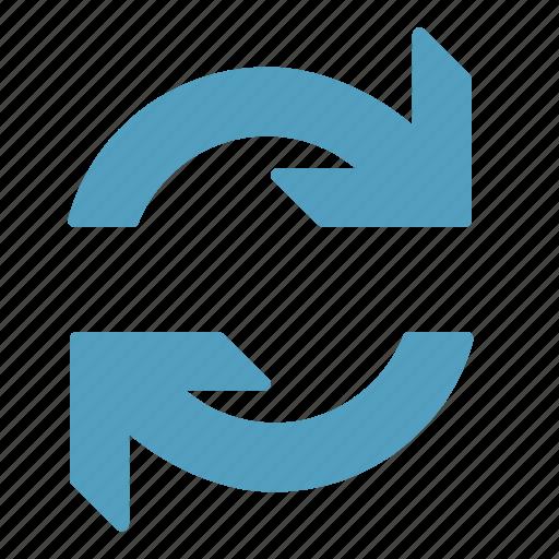 f5, refresh, reload, sync, synchronization, update, updates icon