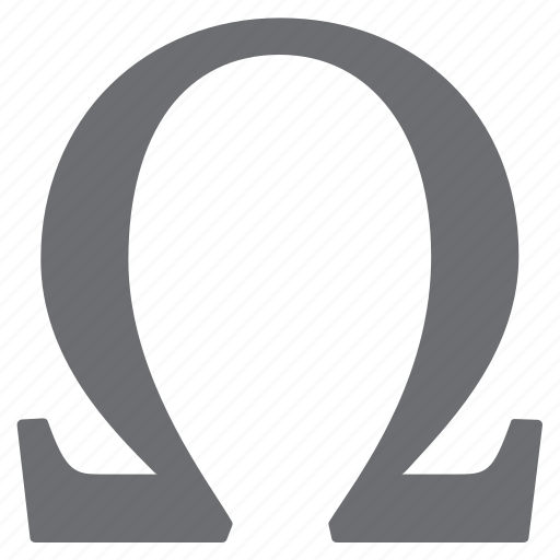 symbols-512 Omega Symbol Meaning In Math on