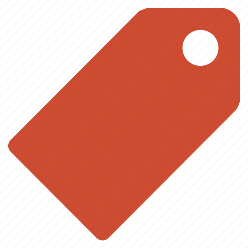 discount, important, price, red, sale, shopping, tag icon